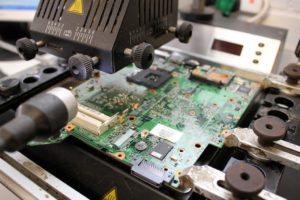 laptop moederbord reparatie Groningen